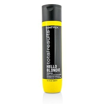 Total Results Hello Blondie Chamomile Conditioner (For Brillance)  300ml/10.1oz