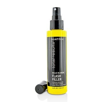 Total Results Hello Blondie Flash Filler (Fortifying Shine Mist)  125ml/4.2oz