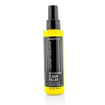 Matrix Total Results Hello Blondie Flash Filler (Fortifying Shine Mist)  125ml/4.2oz