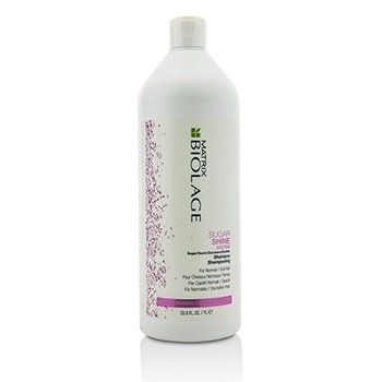Biolage Sugar Shine System Shampoo (For Normal/ Dull Hair)  1000ml/33.8oz