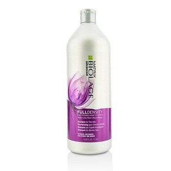 Biolage Advanced FullDensity Thickening Hair System Shampoo (For Thin Hair)  1000ml/33.8oz