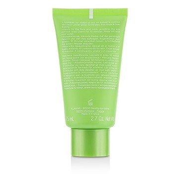 SOS Pure Rebalancing Clay Mask with Alpine Willow - Combination to Oily Skin  75ml/2.3oz