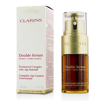 Double Serum (Hydric + Lipidic System) Complete Age Control Concentrate 30ml/1oz