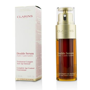 Double Serum (Hydric + Lipidic System) Complete Age Control Concentrate  50ml/1.6oz