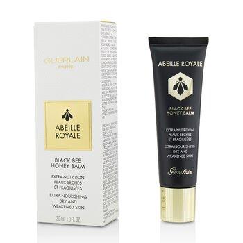 Abeille Royale Black Bee Honey Balm (Extra-Nourishing) - Dry & Weakened Skin  30ml/1oz