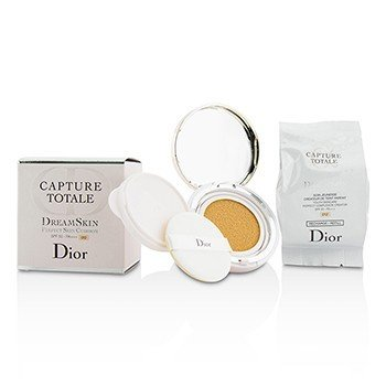 Christian Dior Capture Totale Dreamskin Perfect Skin Основа Кушон SPF 50 с Запасным Блоком - # 012  2x15g/0.5oz