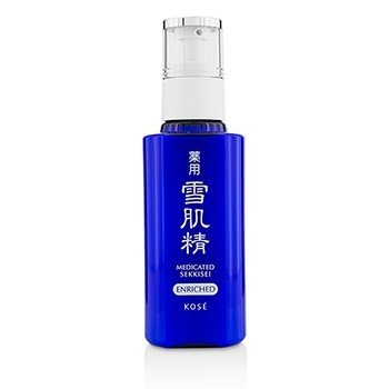 Medicated Sekkisei Enriched Emulsion  140ml/4.6oz