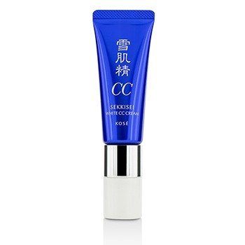 Sekkisei White CC Cream SPF50+ PA++++ - # 02 Ochre  26ml/1oz
