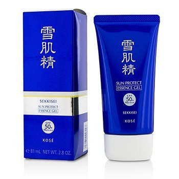 Kose Sekkisei Sun Protect Essence Gel SPF50+ PA++++  81ml/2.8oz