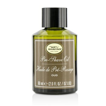 The Art Of Shaving Aceite Pre-Afeitado - Oud  60ml/2oz