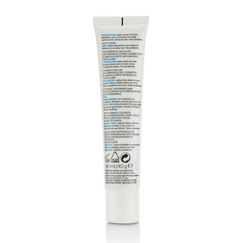 Effaclar Duo (+) Unifiant Unifying Corrective Unclogging Care Anti-Imperfections Anti-Marks - Light  40ml/1.35oz