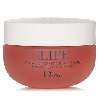 Christian Dior Hydra Life Glow Better - Освежающая Гелевая Маска  50ml/1.8oz