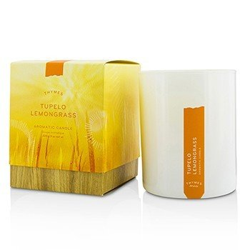 Aromatic Candle - Tupelo Lemongrass  9oz