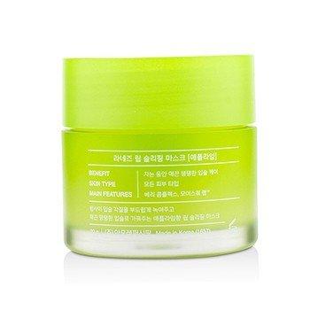 Lip Sleeping Mask - Apple Lime (Limited Edition)  20g/0.68oz