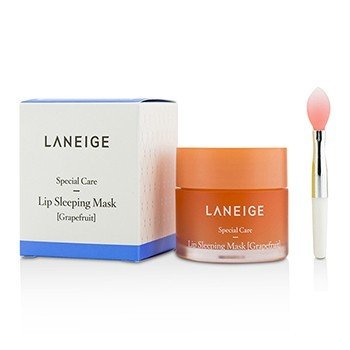 Laneige Lip Sleeping Mask - Grapefruit (Limited Edition)  20g/0.68oz
