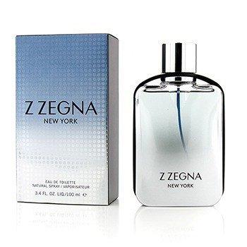 Z Zegna New York Eau De Toilette Spray  100ml/3.3oz