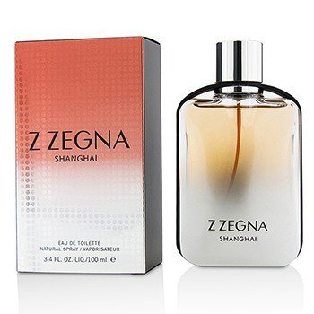 Z Zegna Shanghai Eau De Toilette Spray 100ml/3.3oz