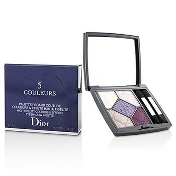 5 Couleurs High Fidelity Colors & Effects Eyeshadow Palette  7g/0.24oz