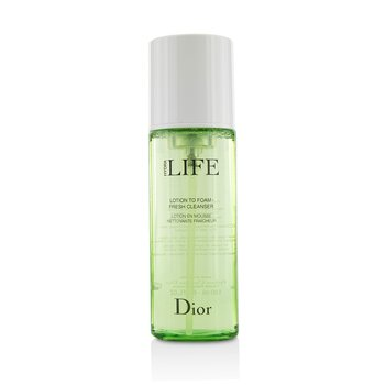 Christian Dior Hydra Life Lotion To Foam - Fresh Cleanser  190ml/6.3oz