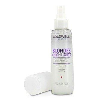 Dual Senses Blondes & Highlights Brilliance Serum Spray (Luminosity For Blonde Hair)  150ml/5oz