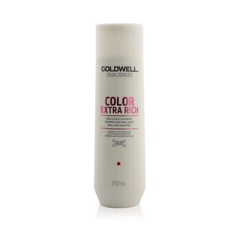 Dual Senses Color Extra Rich Brilliance Shampoo (Luminosity For Coarse Hair)  250ml/8.4oz