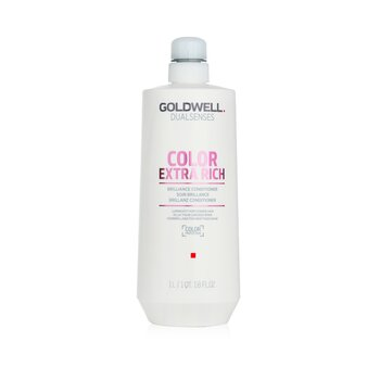 Goldwell Dual Senses Color Extra Rich Brilliance Conditioner (Luminosity For Coarse Hair)  1000ml/33.8oz