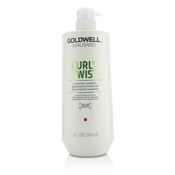 Dual Senses Curly Twist Hydrating Shampoo (Elasticity For Curly Hair)  1000ml/33.8oz