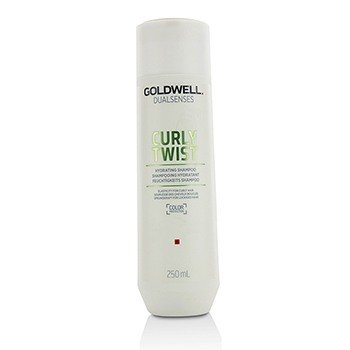 Goldwell Dual Senses Curly Twist Hydrating Shampoo (Elasticity For Curly Hair)  250ml/8.4oz