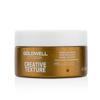 Goldwell Style Sign Creative Texture Mellogoo 3 Modelling Paste  100ml/3.3oz