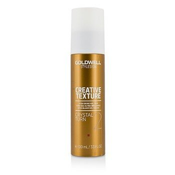 Goldwell Wosk do stylizacji włosów Style Sign Creative Texture Crystal Turn 2 High-Shine Gel Wax  100ml/3.3oz