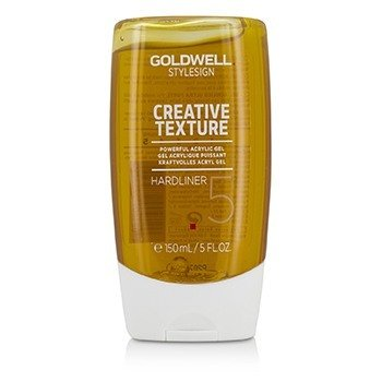 Goldwell Style Sign Creative Texture Hardliner 5 Gel Acrílico Poderoso  150ml/5oz