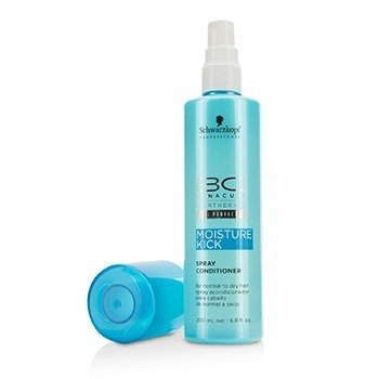 BC Moisture Kick Spray Conditioner (For Normal to Dry Hair)  200ml/6.8oz