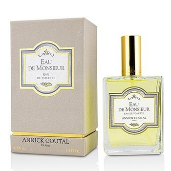 Annick Goutal Eau De Monsieur Eau De Toilette Spray (New Packaging)  100ml/3.4oz
