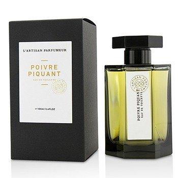L'Artisan Parfumeur Poivre Piquant Eau De Toilette Spray (New Packaging)  100ml/3.4oz