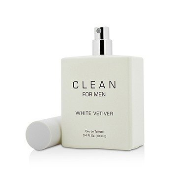 White Vetiver Eau De Toilette Spray 100ml/3.4oz