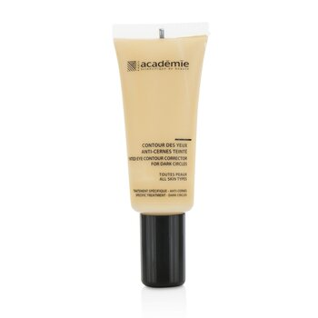 Academie Tinted Eye Contour Corrector For Dark Circles  20ml/0.67oz