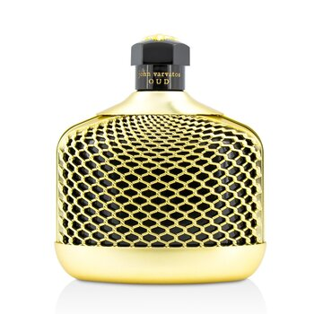 John Varvatos Oud Eau De Parfum Spray  125ml/4.2oz
