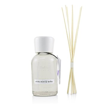 Natural Fragrance Diffuser - White Mint & Tonka  250ml/8.45oz