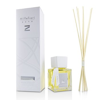 Zona Fragrance Diffuser - Amber & Incense (New Packaging)  250ml/8.45oz