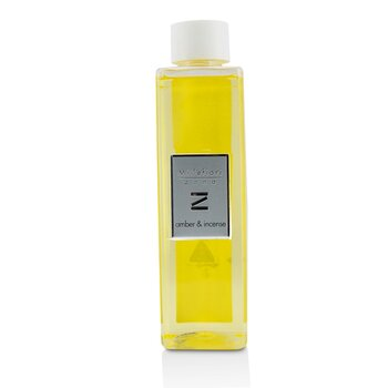 Zona Fragrance Diffuser Refill - Amber & Incense  250ml/8.45oz