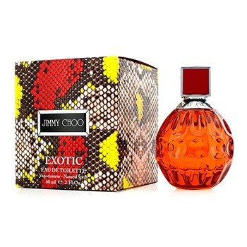 Jimmy Choo Exotic Eau De Toilette Spray (2014 Edition)  60ml/2oz