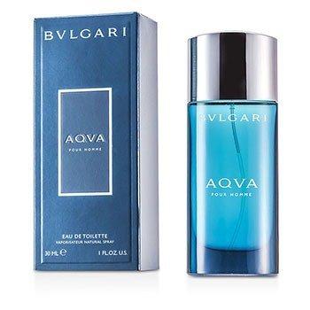 Bvlgari Aqva Pour Homme Eau De Toilette Spray  30ml/1oz