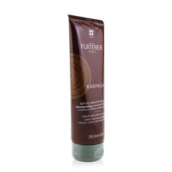 Karinga Ultra Hydrating Shampoo (Frizzy, Curly or Straightened Hair)  250ml/8.4oz