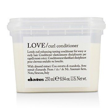 Love Lovely Curl Enhancing Taming Conditioner (For Wavy or Curly Hair) 250ml/8.84oz