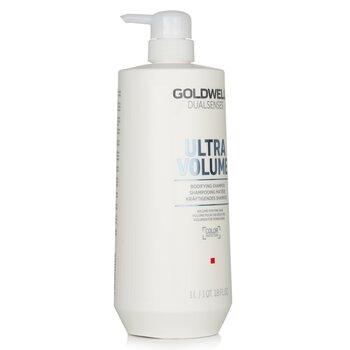Dual Senses Ultra Volume Bodifying Shampoo (Volume For Fine Hair)  1000ml/33.8oz