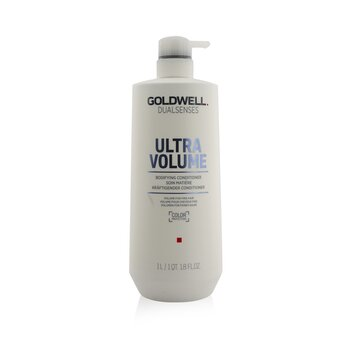 Goldwell Dual Senses Ultra Volume Bodifying Conditioner (Volume For Fine Hair)  1000ml/33.8oz