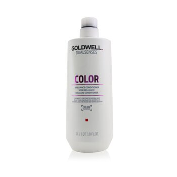 Dual Senses Color Brilliance Conditioner (Luminosity For Fine to Normal Hair)  1000ml/33.8oz