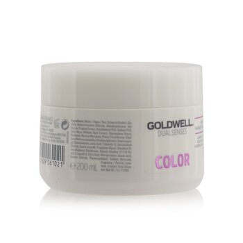 Dual Senses Color 60Sec Treatment (Luminosity For Fine to Normal Hair)  200ml/6.7oz