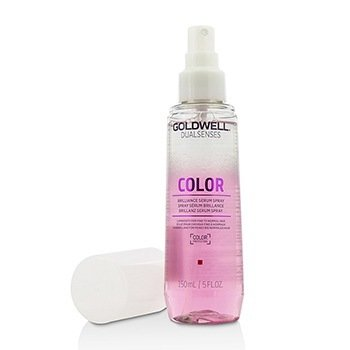 Dual Senses Color Brilliance Serum Spray (Luminosity For Fine to Normal Hair)  150ml/5oz
