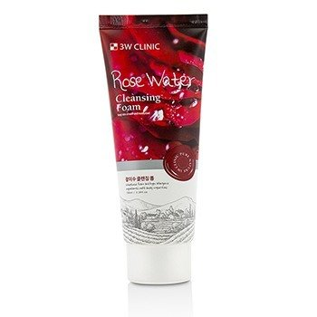 Cleansing Foam - Rose Water  100ml/3.38oz